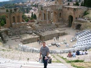 Taormina tour