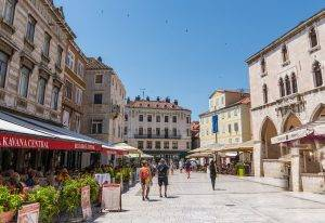 Split Highlights Walking Tour