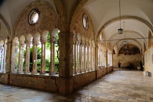 Dubrovnik franjevački samostan