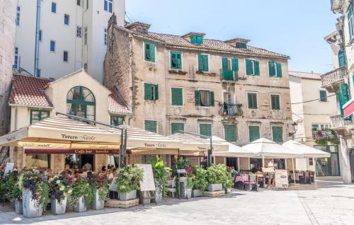 Split - voćni trg